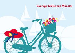 Fahrrad / Aasee