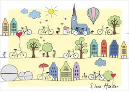I love Münster / Linien