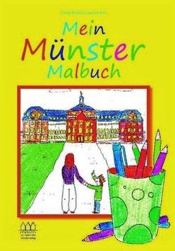 Mein Münster Malbuch
