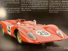 CMC 1:18 Ferrari 312 P mit Unterschrift