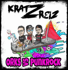 Orks vs. Punkrock (CD-Album)