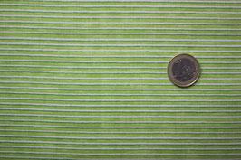 Streifen hellgrün-weiß 261
