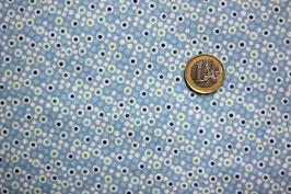 Dots blau/hellbau/weiß 279