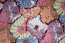 Malvenblüten, multicolor 338