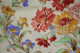 Blütenreigen auf gelb 335