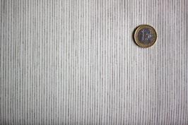 Streifen fein,  hellbraun-creme 257