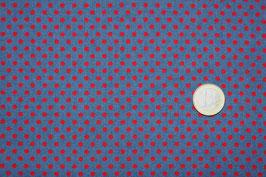 Dots rot/blau 283