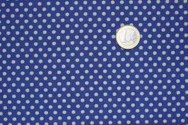 Dots grau/marineblau 284