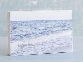 """10x15cm Fotoplatte """"Meeresrauschen"""""""