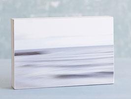 "10x15cm Fotoplatte ""Meer unscharf"""