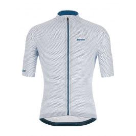 Santini KARMA KITE - MAGLIA Maglia ciclismo taglio classico super confortevole