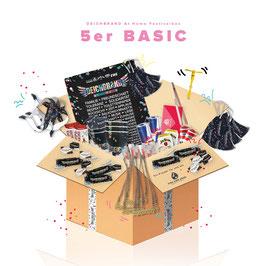 Festivalbox BASIC für 5 Personen