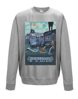 Sweater Kunstdruck
