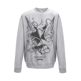 Early Bird Sweater Grau