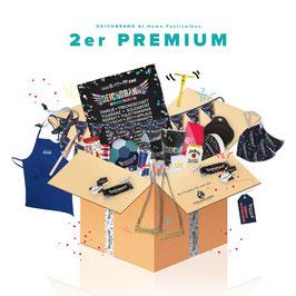 Festivalbox PREMIUM für 2 Personen