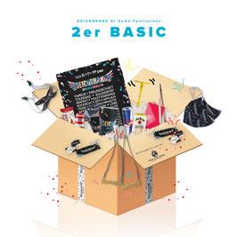 Festivalbox BASIC für 2 Personen