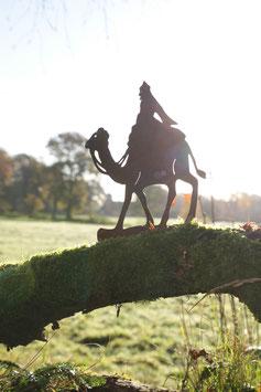 Kamel mit König zum Schrauben