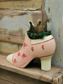 Dekorierter Schuh