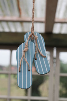 Flip-Flops zum Hängen