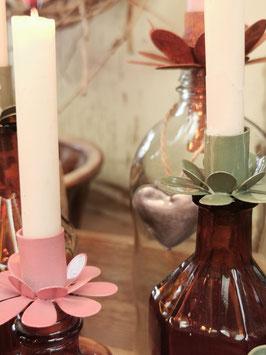 """Kerzenhalter """"Florentine"""" für dünne Kerze"""