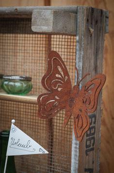 Schmetterling zum Schrauben