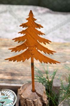 Tannenbaum zum Stecken