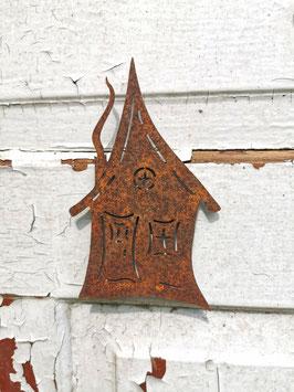 Kleines Hexenhaus zum Schrauben