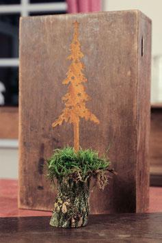Weihnachtsbaum zum Stecken