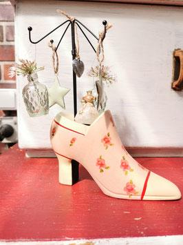 Schuh als Schmuckständer