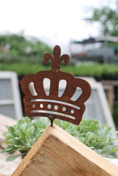 Krone zum Schrauben
