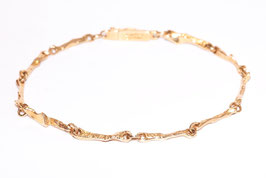 Lapponia Armband in 585er Gelbgold - H8