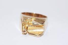 Ring von Lapponia in 585er Gold, Modell U7