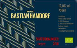 Spätburgunder 2018 Fass 12