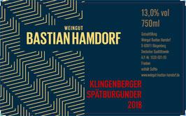 Klingenberger Spätburgunder 2018