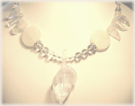 Collier Cristal Ice