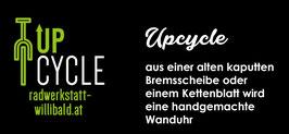 Upcycle Wanduhr Spezial