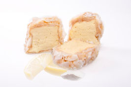 Lemon Flake Soft Nougat