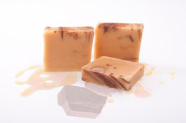 Caramel and Chocolate Fudge