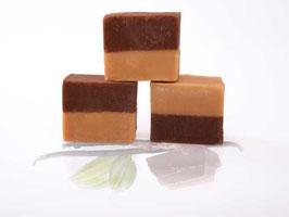 Schokolade/Vanille Fudge