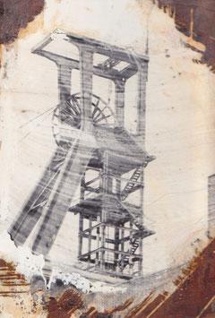 Kokerei  Zollverein auf Stahl 2