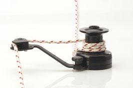 Stemmler-Winsch 129-10 Black L. Linksdrehend.
