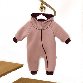 Wollwalk-Overall rosé