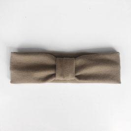 Stirnband karamell