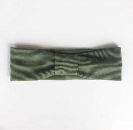 Stirnband grün