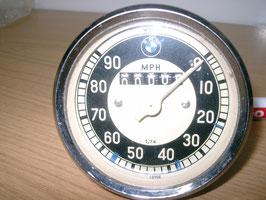Tachometer, MPH, W 1,74, O62-12-8-080-078