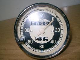Tachometer, MPH,  W 1,2, O62-12-8-080-049