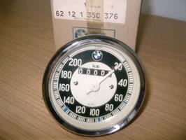 Tachometer, KMH, W 0,77 (Ü 27:8), O62-12-1-350-376