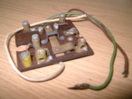 Kontaktplatte, R25/3,R26,R27,R51/3-R68,R50-R69S, G61-32-8-048-176