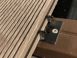 Deck-Clip (100 Stk./P)
