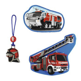 MAGIC MAGS Fire Engine